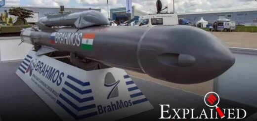 BrahMos Air Missile
