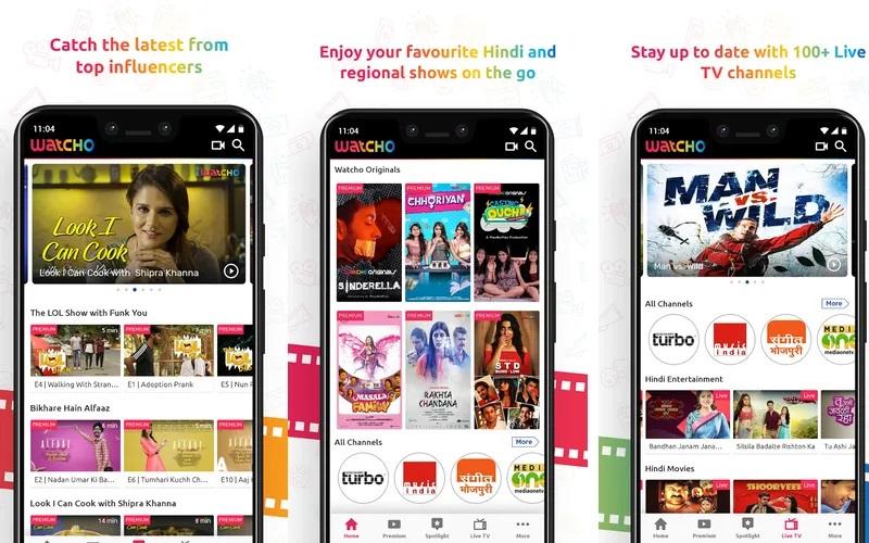 Watcho-App