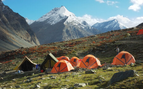 Trekking & Camping in Ladakh